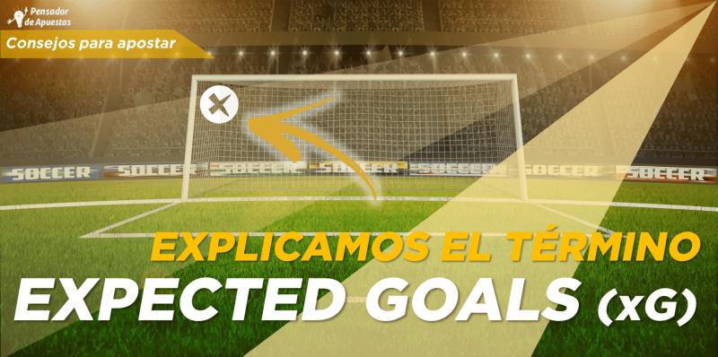 ¿Qué es concepto Expected Goals (xG)?