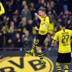 Bundesliga: F. Dusseldorf vs B. Dortmund