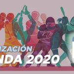 Nueva agenda deportiva 2020