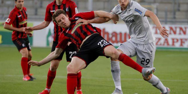 DFB-Pokal: Saarbrücken – Bayer Leverkusen
