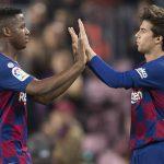 2ª división B (Playoffs): FC Barcelona B - Real Valladolid B