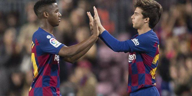 2ª división B (Playoffs): FC Barcelona B – Real Valladolid B
