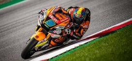 Moto2 (GP de Austria): Comparación Navarro vs Canet