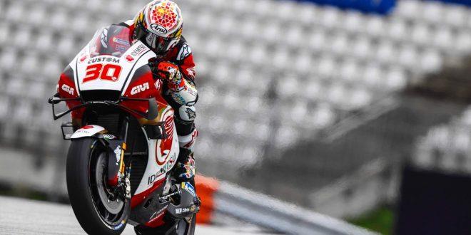 GP de Styria (Moto GP): Comparación Nakagami vs Viñales