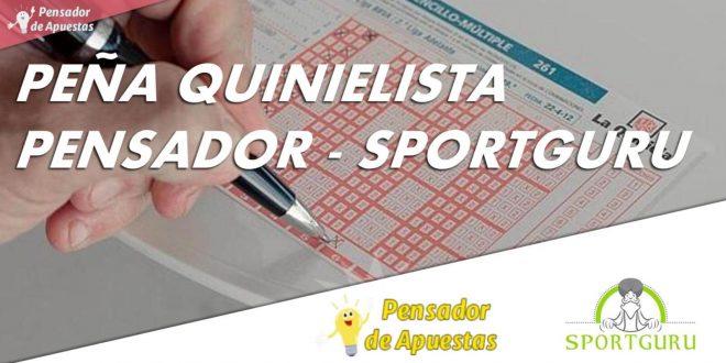 Peña Quiniela Pensador - Sportguru