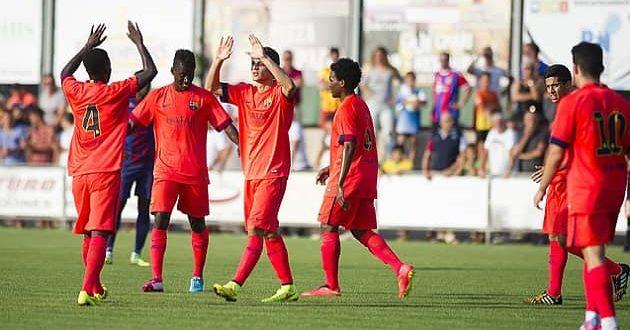 Amistoso Clubes: L'Escala – Barcelona B