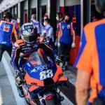 MotoGP (GP de San Marino) Oliveira vs Biinder