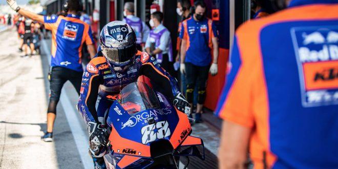MotoGP (GP de San Marino): comparación Oliveira vs Binder
