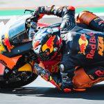 MotoGP (GP de San Marino) comparación Pol Espargaró vs Bagnaia