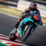 MotoGP (GP Emilia Romagna): terminará en el podio
