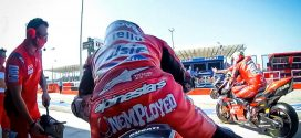 MotoGP: (GP Emilia Romagna): comparación Dovizioso vs Miller