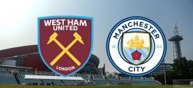 Premier League: West Ham vs Man. City