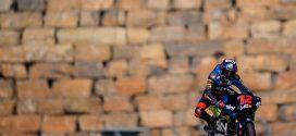 Moto 2 (GP de Aragón): Marco Bezzechi vs Fabio Di Giannantonio
