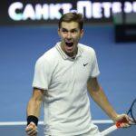 ATP Nur-Sultan: Gerasimov vs Harris