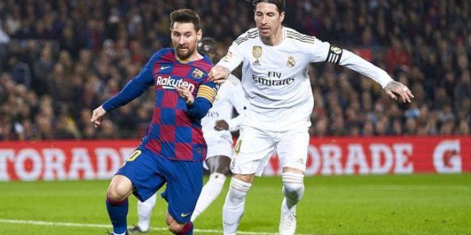 Liga Santander: FC Barcelona – Real Madrid