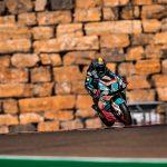 Moto 2 (GP de Aragón) Jorge Navarro vs Jake Dixon