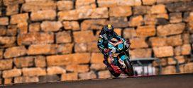 Moto 2 ( GP de Aragón): Jorge Navarro vs Jake Dixon