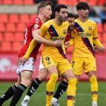 Segunda B (Grupo 3): FC Barcelona B - Nástic de Tarragona