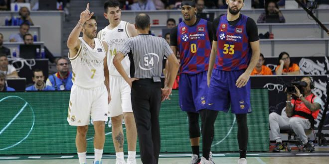 Euroliga: Barcelona – Real Madrid