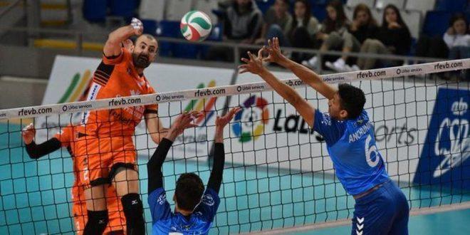 Superliga masculina: CV Manacor – CV Teruel