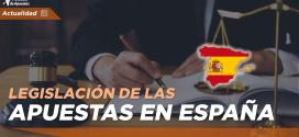 Legislación de las apuestas deportivas en España