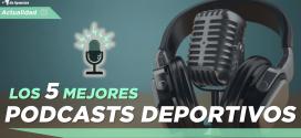 Los 5 mejores podcast deportivos