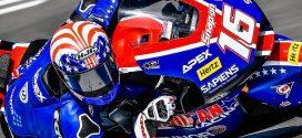 Moto2 (GP de Teruel): Joe Roberts vs Remy Gardner