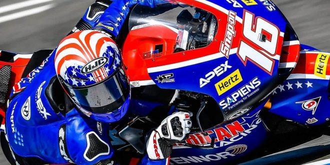 Moto2 (GP de Europa): Joe Roberts vs Remy Gardner