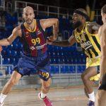 Euroliga: ASVEL Villeurbanne - Barcelona
