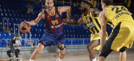 Euroliga: ASVEL Villeurbanne – Barcelona
