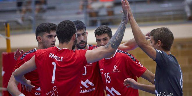 Superliga Masculina: CV Manacor – Unicaja Almería