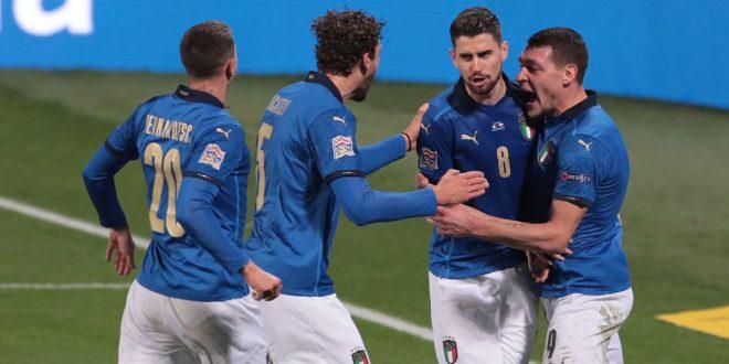 UEFA Nations League: Bosnia - Italia / Bélgica - Dinamarca