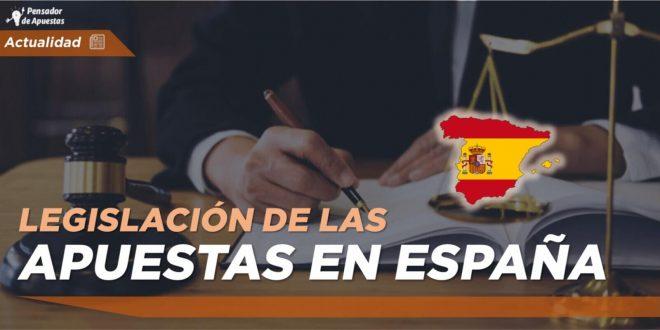Ley apuestas deportivas España
