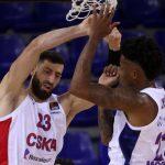 Euroliga: CSKA - Baskonia