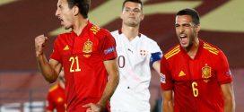 Nations League: Suiza - España