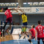 Superliga Masculina: Arenal Emevé - Boiro