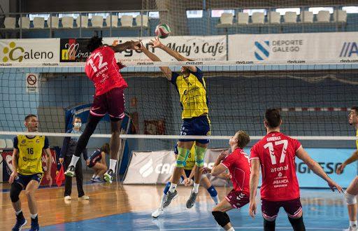 Superliga Masculina: Arenal Emevé – Boiro