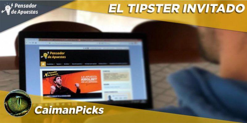 El Tipster Invitado: Caimanpicks