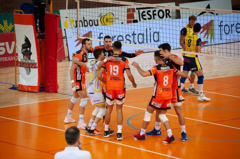 Superliga Masculina: CV Teruel - Almoradí / CV Guaguas - Grau