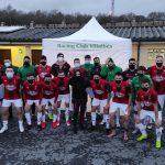 Tercera División (Grupo 1): Racing Club Villalbés - Polvorín