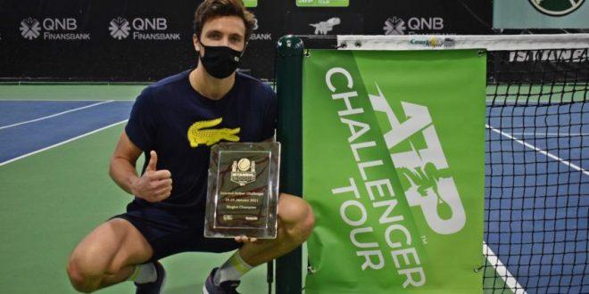 Challenger Quimper: Octavos de final