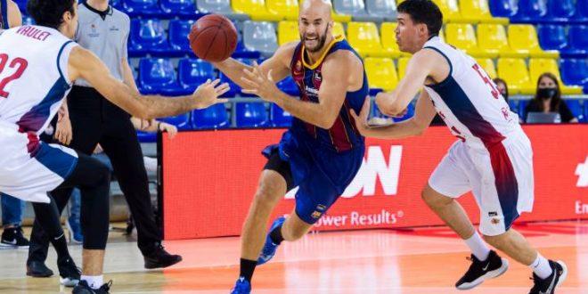 Liga Endesa BAXI Manresa - Barcelona