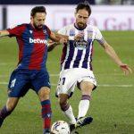 Copa del Rey: Valladolid - Levante