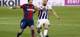 Copa del Rey: Valladolid – Levante