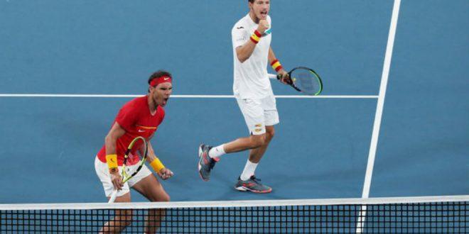 ATP Cup: Fase Grupos y ATP 250 Melbourne: Primera ronda
