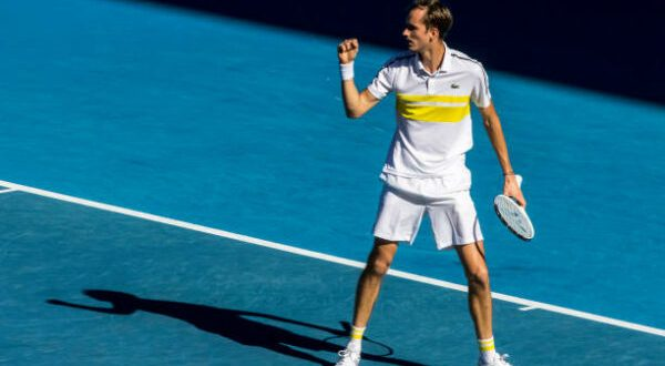 Open de Australia: Apuesta a ganador final