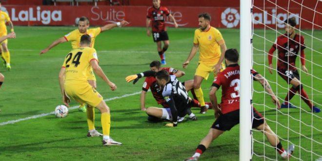 Liga Smartbank: CF Fuenlabrada - Girona FC