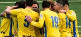 Tercera División (Grupo 8): Arandina – Gimnástica Segoviana