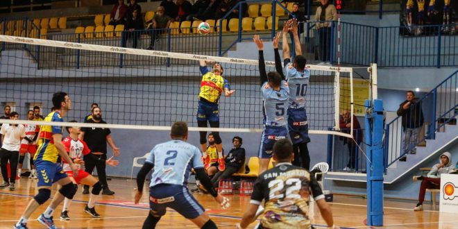 Superliga Masculina: Río Duero Soria – Ushuaïa Ibiza Voley