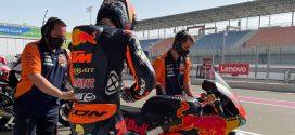 Moto2 (GP de Qatar): Terminará en el podio